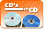 Convert CDs to CD!