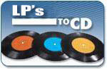 Convert Records to CD!